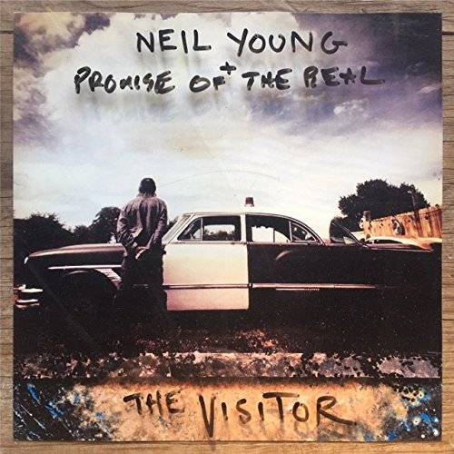 The Visitor [2LP]