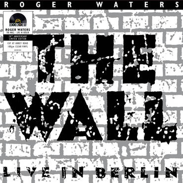 The Wall: Live In Berlin [RSD Drops Sep 2020]