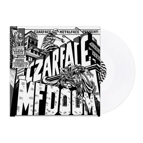 Czarface & MF DOOM - Super What? [Indie Exclusive Black & White Edition LP]