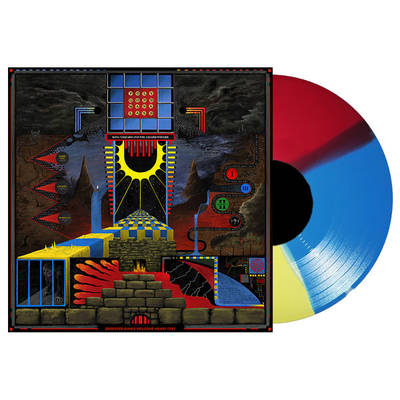 King Gizzard & The Lizard Wizard - Polygondwanaland [Tri-Color Split Wax LP]