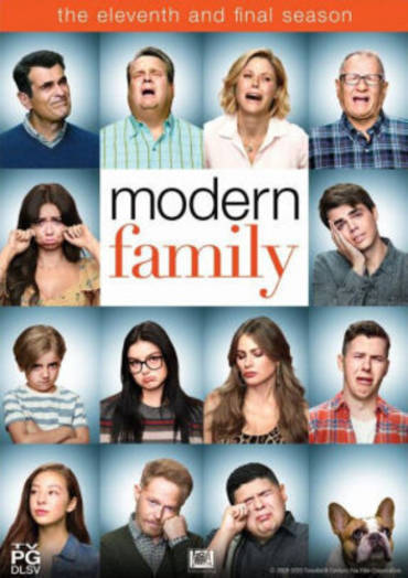 Modern Family: The Complete Eleventh Season