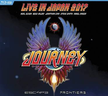 Escape & Frontiers Live in Japan [2 CD/Blu-ray]