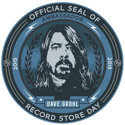 RSD Ambassador Dave Grohl