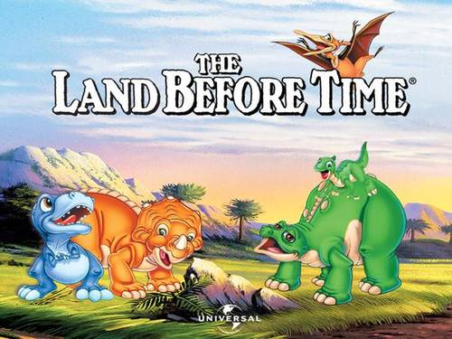 The Land Before Time [Movie]