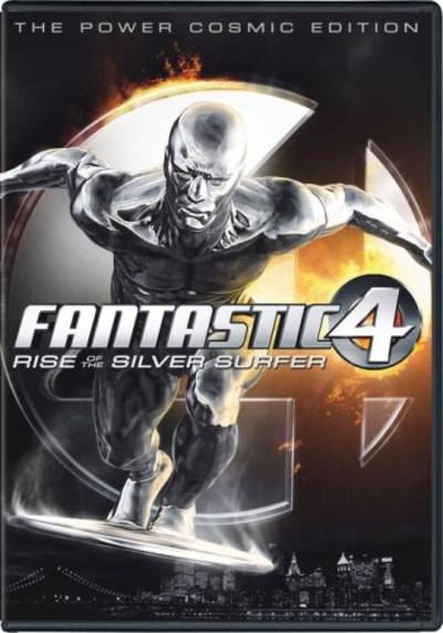 Fantastic Four [Franchise] - Fantastic Four: Rise of the Silver Surfer (Two-Disc Power Cosmic Edition)