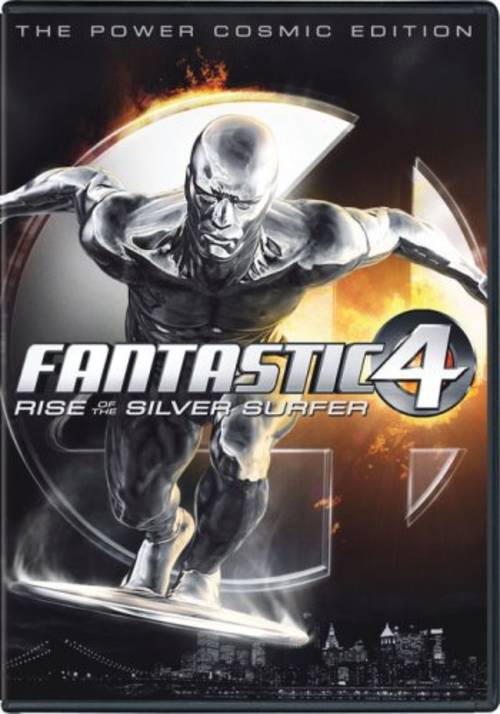 Fantastic Four: Rise of the Silver Surfer (Two-Disc Power Cosmic Edition)