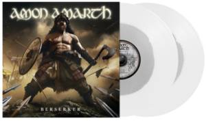 Berserker [Indie Exclusive Limited Edition White/Silver 2LP]