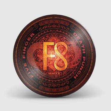 F8 [Limited Edition Picture Disc LP]