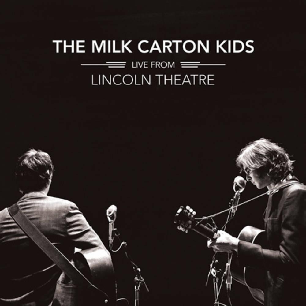 The Milk Carton Kids - Live From Lincoln Theatre [2LP]