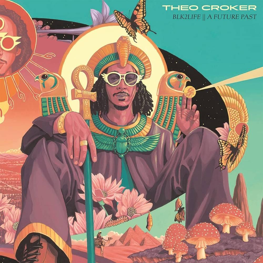 Theo Croker - BLK2LIFE    A FUTURE PAST [2LP]