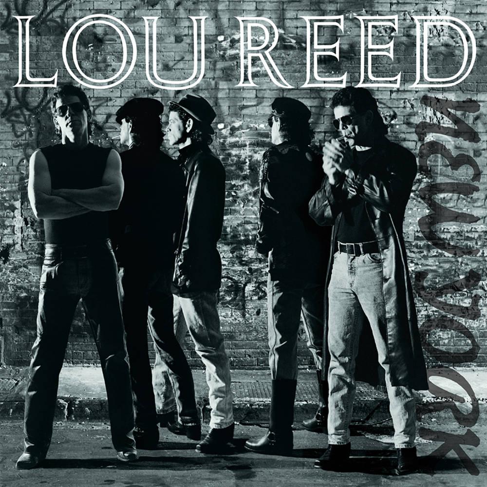 Lou Reed - New York [Rocktober 2021 Crystal Clear 2LP]