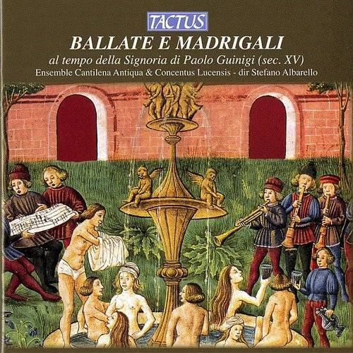Ballads & Madrigals Of The 15th Century