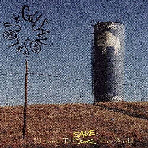 I'd Love to Save the World [ep]