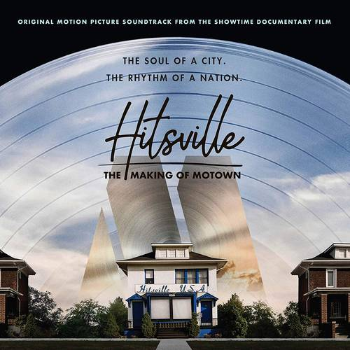 Hitsville: The Making Of Motown [Deluxe 2CD]