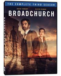 Broadchurch [TV Series] - Broadchurch: The Complete Third Season