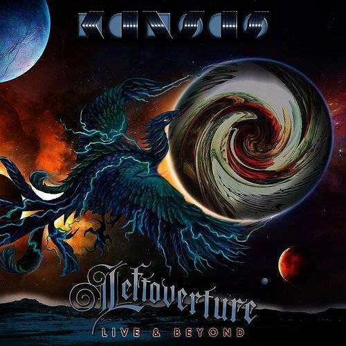 Kansas Leftoverture Live Amp Beyond Lp Box Set