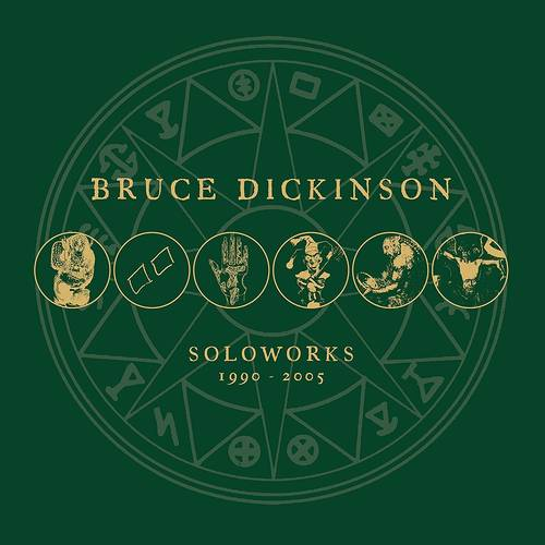 Bruce Dickinson - Soloworks [LP Box Set]