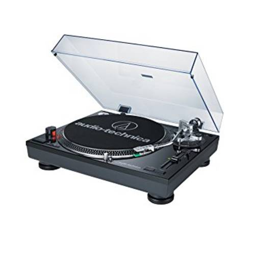 AUDIO TECHNICA AT-LP120BK-USB