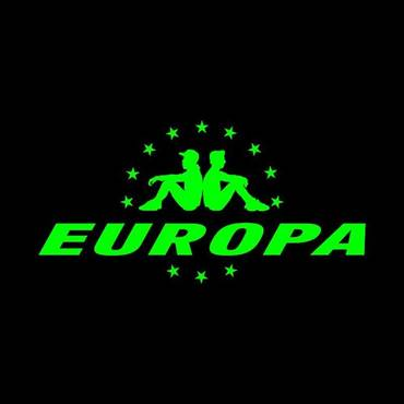 All Day And Night (Jax Jones & Martin Solveig Present Europa) - Single