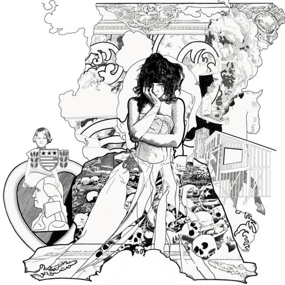 Jesca Hoop - The Deconstruction of Jack's House (Indie White Vinyl)
