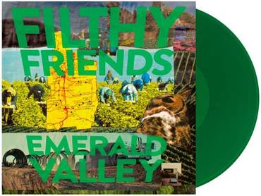 Emerald Valley [Indie Exclusive Limited Edition Green LP]