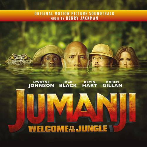 Jumanji: Welcome To the Jungle (Original Soundtrack) [2LP]
