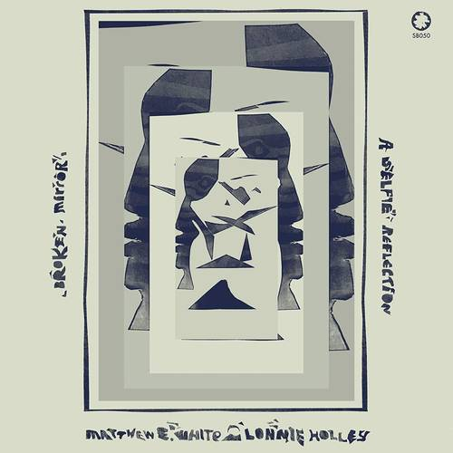 Matthew E. White & Lonnie Holley - Broken Mirror: A Selfie Reflection [Magenta LP]