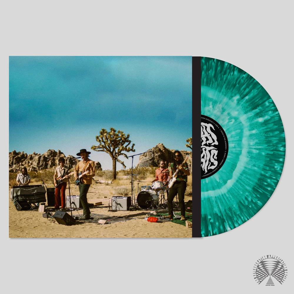 Night Beats - LEVITATION Sessions [Indie Exclusive Limited Edition New Day Emerald + Bone Swirl & Splatter LP]