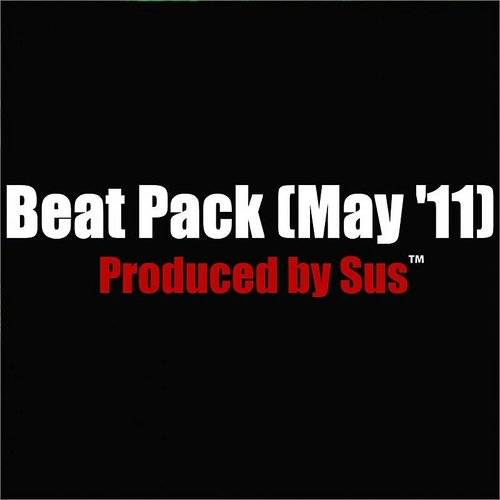 Sus - Beat Pack (May 11) (Instrumental Music For Hip Hop