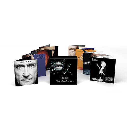 Take A Look At Me Now... The Complete Studio Collection [8CD]