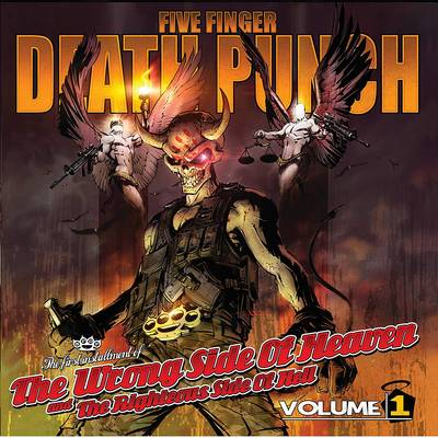Five Finger Death Punch - The Wrong Side Of Heaven And The Righteous Side Of Hell, Vol. 1 [2LP]