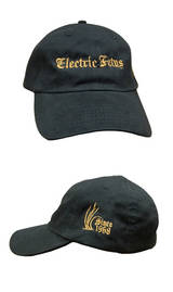 Electric Fetus Baseball Hat