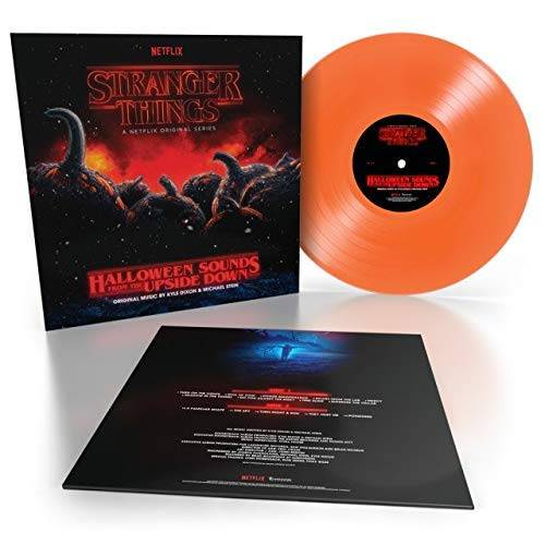 Stranger Things: Halloween Sounds From The Upside Down [Limited Edition Pumpkin Orange LP]