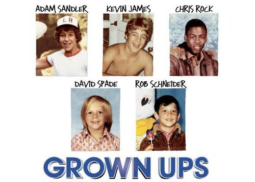 Grown Ups [Movie]