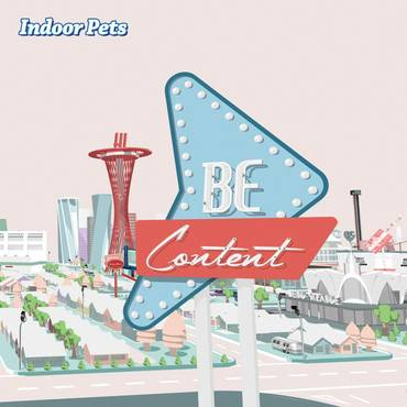 Be Content [White LP]