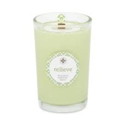 Candle - [Eucalyptus Menthol - Relieve] 6.5oz Seeking Balance