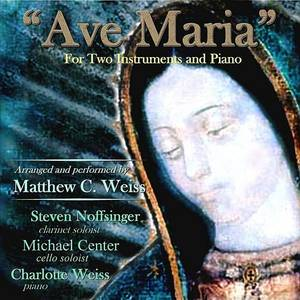 Ave Maria For Two Solo Instruments