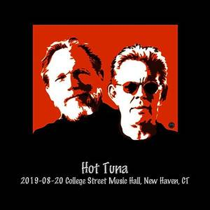 2019-08-20 College Street Music Hall, New Haven, Ct