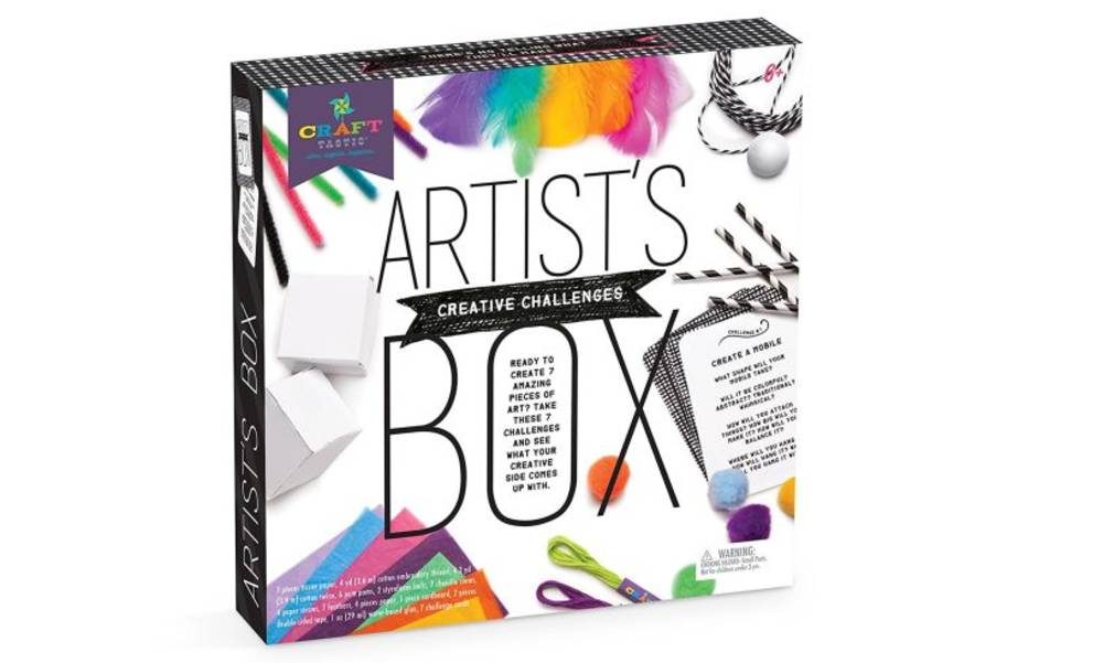 Craft Kit - Artist Box