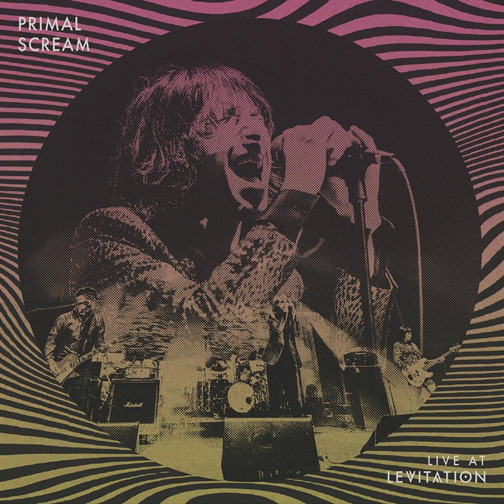 Primal Scream - Live At Levitation [Limited Edition Pink LP]
