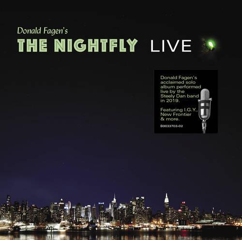 Donald Fagen - Donald Fagen's The Nightfly Live [LP]