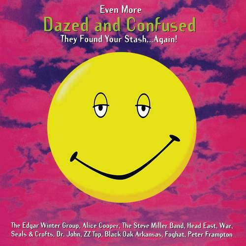 Various Artists - Even More Dazed and Confused--Music from the Motion Picture [White with Red Splatter LP]