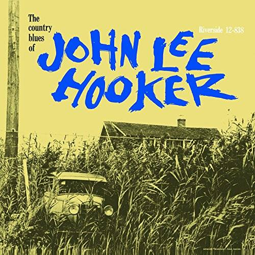 The Country Blues Of John Lee Hooker [Vinyl]