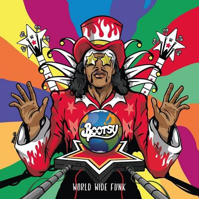 Bootsy Collins - World Wide Funk [LP]