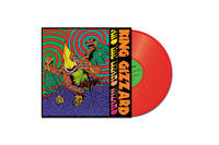King Gizzard & The Lizard Wizard - Willoughby's Beach EP [Red Vinyl]
