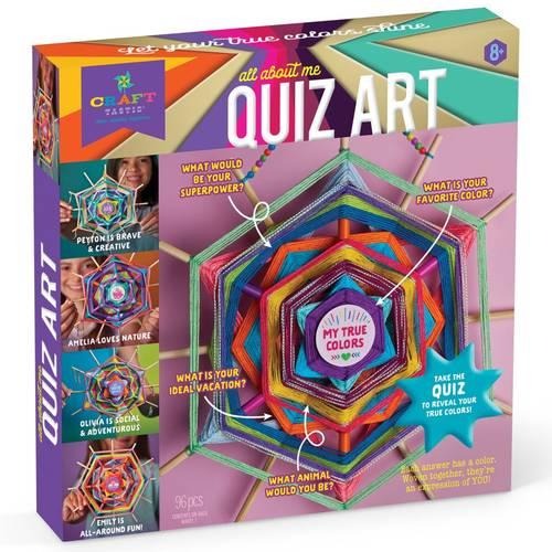 Craft Kit - Quiz Art