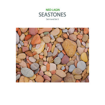 Seastones: Set 4 & Set 5 [RSD Drops Aug 2020]