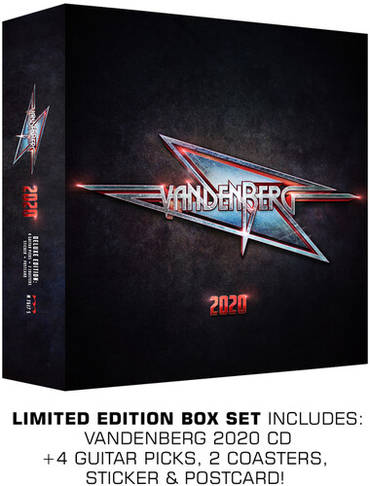 2020 [Limited Edition Deluxe Box Set]