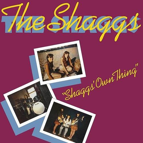 Shaggs' Own Thing (Iex) (Red Galaxy Colored Vinyl)