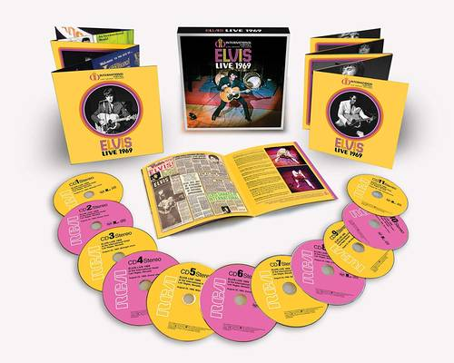 Live 1969 [Limited Edition Box Set]